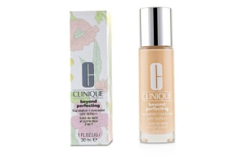 Clinique Beyond Perfecting Foundation + Concealer SPF 19 - # 64 Cream Beige 30ml/1oz