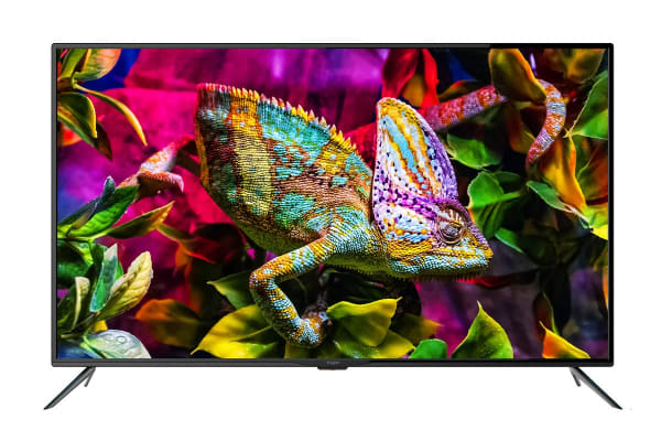 "Kogan 55"" 4K HDR LED TV (Series 8 JU8100) + Chromecast Ultra"