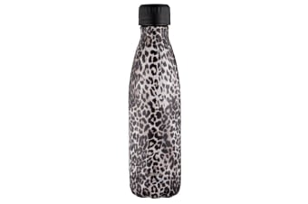 Avanti Fluid Vacuum Bottle 500ml Leopard