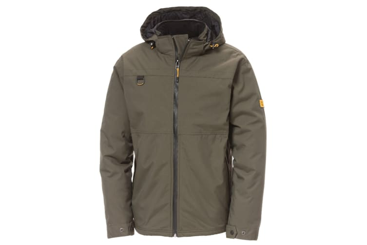 Caterpillar Mens Chinook Jacket (Army Moss) (XL)