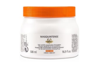 Kerastase Nutritive Masquintense Exceptionally Concentrated Nourishing Treatment (For Dry & Sensitive Thick Hair) 500ml