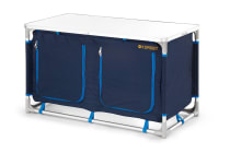 Komodo Deluxe Camping Table and Cupboard