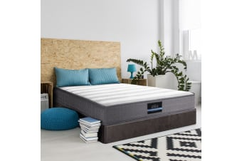 Giselle KING SINGLE Mattress Bed Size Bonnell Spring Firm Foam Top 20CM