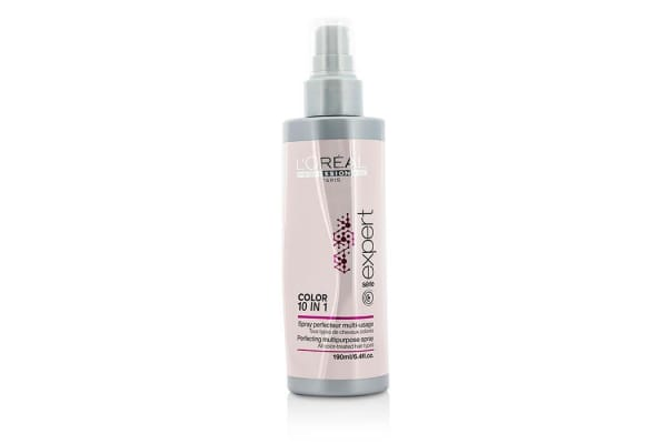 L'Oreal Professionnel Expert Serie - Color 10 IN 1 Perfecting Multipurpose Spray (All Color-Treated Hair Types) (190ml/6.4oz)