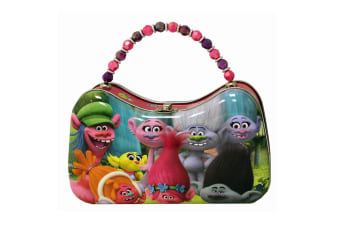 Trolls Movie Characters Tin Scoop Purse