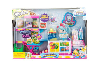 Shopkins Pick n Pack Small Mart Playset S10