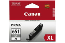 Canon CLI651XLGrey Cartridge MG5460 High Capacity