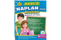 NAPLAN*-style Year 7 Reading Workbook and Tests
