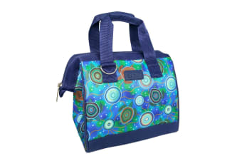 New Sachi Insulated Lunch Bag - Sea Turtle