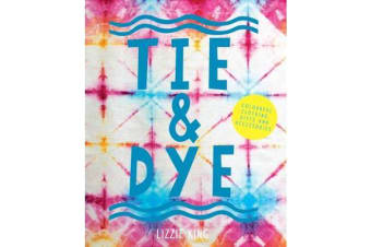 Tie & Dye - Colourful clothing, gifts and decorations