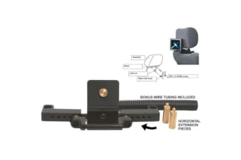 Headrest Mounting Bracket for LCD Fully Adjustable Extension pieces
