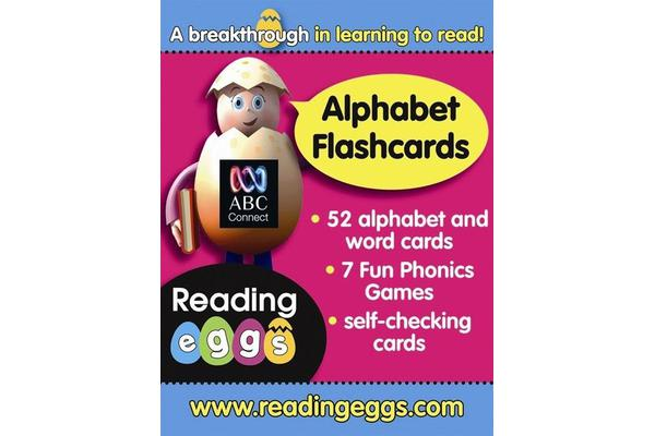 Starting Out - Alphabet Flashcards