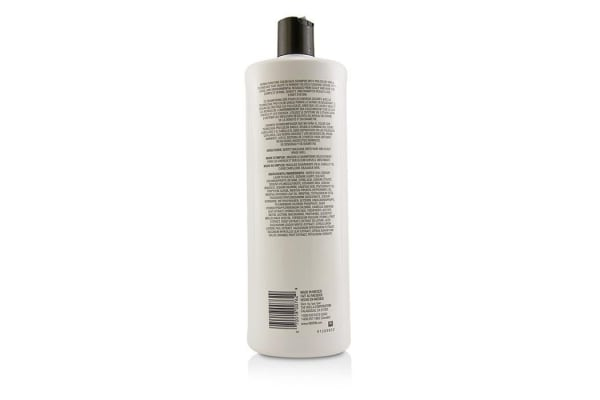 Nioxin Derma Purifying System 5 Cleanser Shampoo (Chemically Treated Hair, Light Thinning, Color Safe) 1000ml/33.8oz