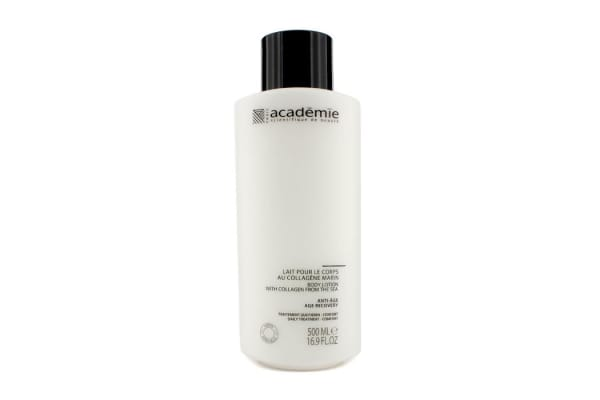 Academie Hypo-Sensible Body Lotion with Collagen From The Sea (Salon Size) (500ml/16.9oz)