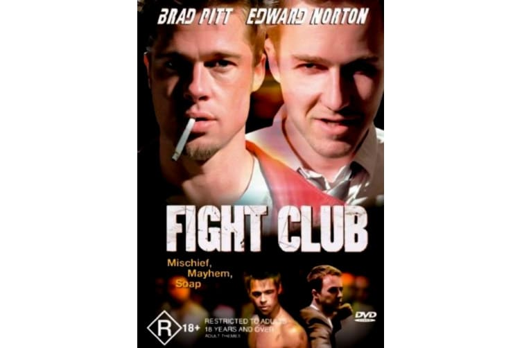 Fight Club - Rare- Aus Stock DVD PREOWNED: DISC LIKE NEW