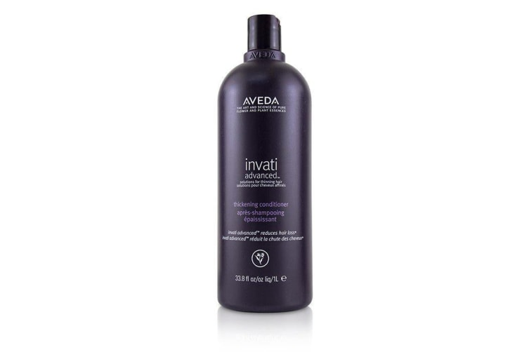 Aveda Invati Advanced Thickening Conditioner - Solutions For Thinning Hair, Reduces Hair Loss 1000ml