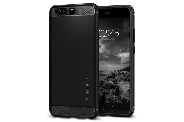 Spigen Huawei P10 Plus Rugged Armor Case Black