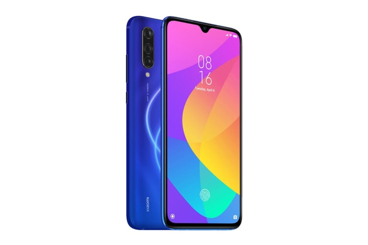 Xiaomi Mi 9 Lite (128GB, Blue) - Global Model