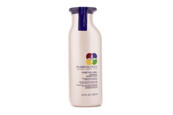 Pureology Pure Volume Shampoo (For Fine Colour-Treated Hair) (250ml/8.5oz)