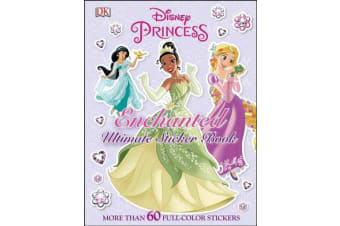 Disney - Princess Enchanted Ultimate Sticker Book