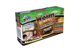 Wild! Science Worm Farm Large