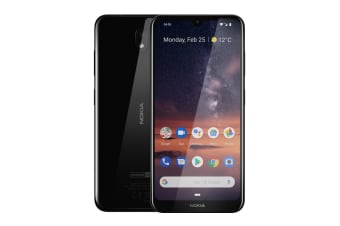 Nokia 3.2 (32GB, Black)