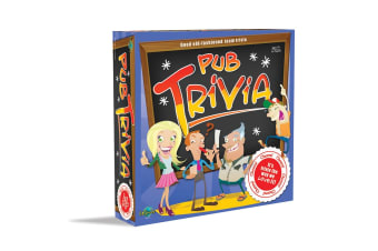Pub Trivia Board Game