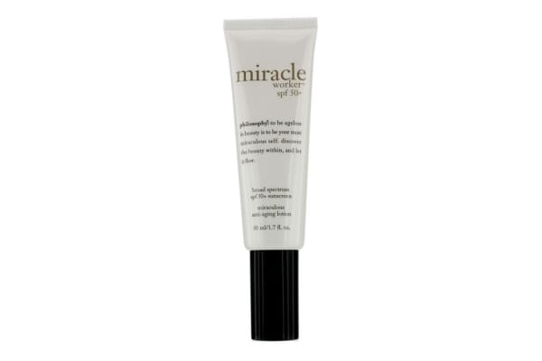 Philosophy Miracle Worker Broad Spectrum SPF50+ Sunscreen Miraculous Anti-Aging Lotion (50ml/1.7oz)