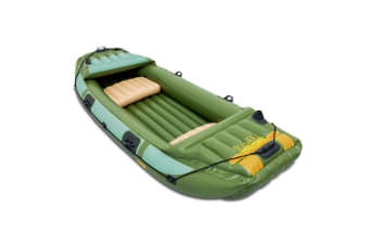 Bestway Inflatable Kayak LITE-RAPID 3-person Kayaks Canoe Boat Raft