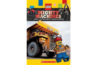 LEGO Non Fiction - Mighty Machines