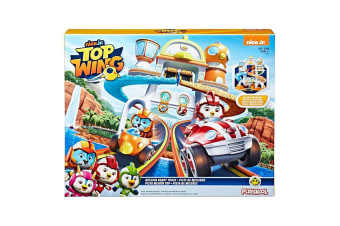 Playskool Top Wing Academy Mission Ready Track