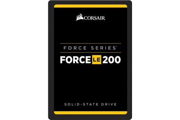 Corsair Force LE200 120GB 2.5' SATA III SSD - TLC 550/500 MB/s 55/40K IOPS 7mm