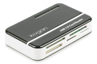 Kogan USB 3.0 Universal Memory Card Reader