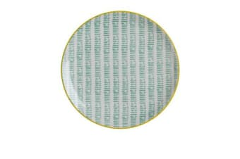 Maxwell & Williams Laguna Plate 27cm Tidal Green