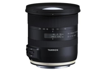 New Tamron 10-24mm F3.5-4.5 Di II VC HLD Canon (FREE DELIVERY + 1 YEAR AU WARRANTY)