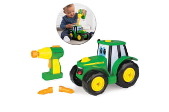 John Deere Build A Johnny Tractor - 18m+