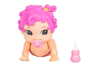 Little Live Bizzy Bubs Crawl Baby Primmy Doll