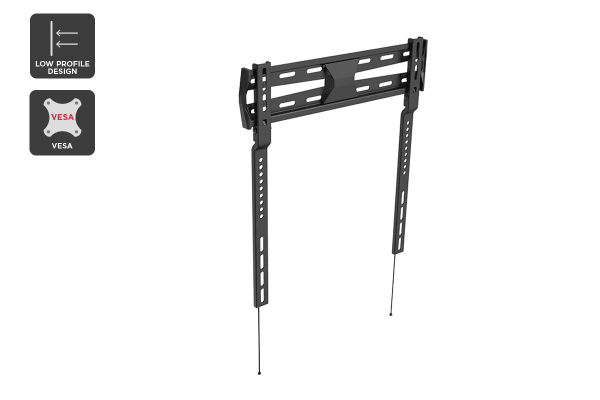 "Kogan Ultra Low Profile Fixed Wall Mount for 42"" - 75"" TVs"