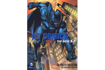 DC Comics The New 52!
