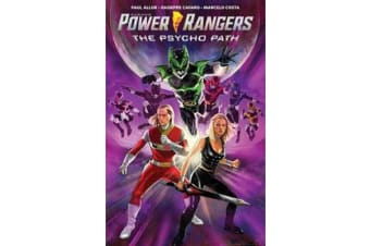 Saban's Power Rangers Original Graphic Novel - The Psycho Path