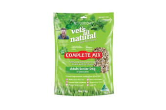 Vets All Natural Complete Mix for Adult Dogs 1KG