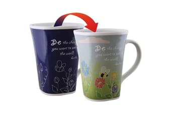 Colour Changing Story Mug - Hope
