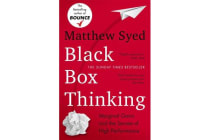 Black Box Thinking - Marginal Gains and the Secrets of High Performance