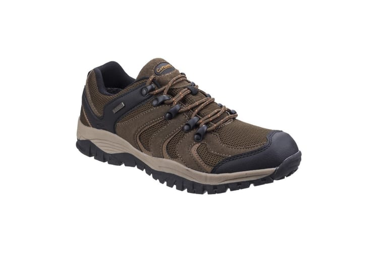 Cotswold Adults Stowell Low Hiking Shoes (Brown) (11 UK)