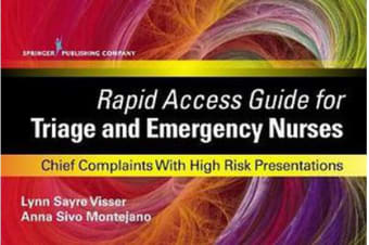 Rapid Access Guide for Triage and Emergency Nurses - Chief Complaints with High Risk Presentations