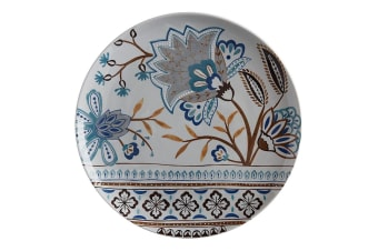 Casa Domani 37cm Lombardy Round Serving Plate Food Dish Kitchen Party Platter