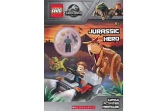 LEGO Jurassic World - Jurassic Hero + Minifigure