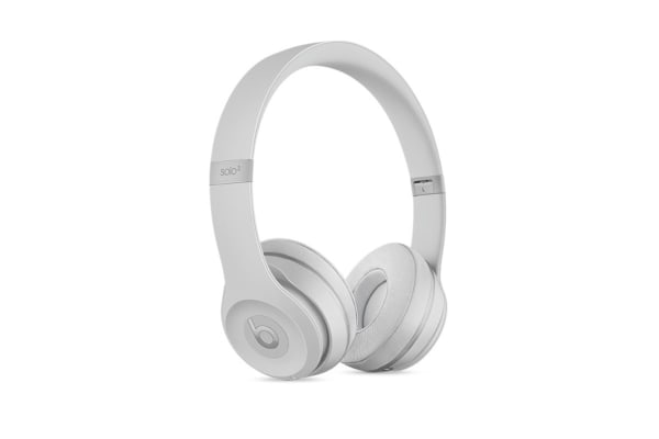 Beats Solo3 Wireless Headphones (Matte Silver)