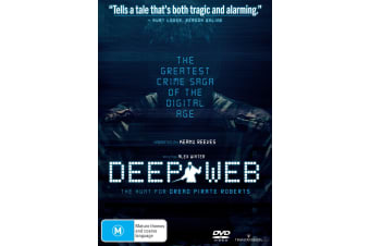Deep Web DVD Region 4