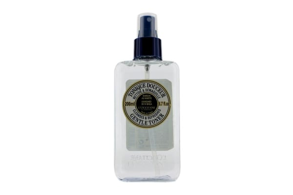 L'Occitane Shea Butter Gentle Toner (200ml/6.7oz)